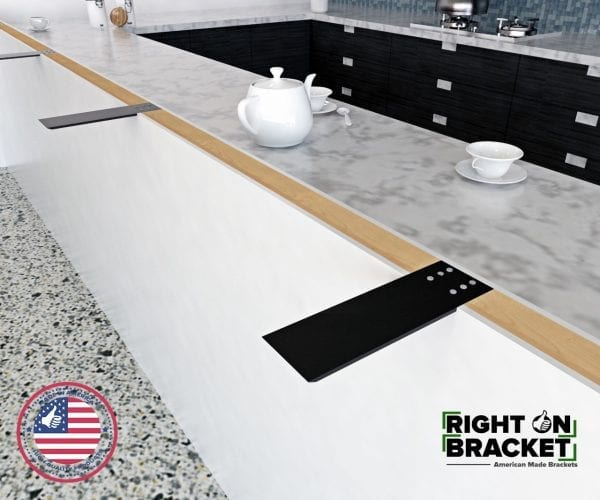 Top Mount Counter-Top Brackets