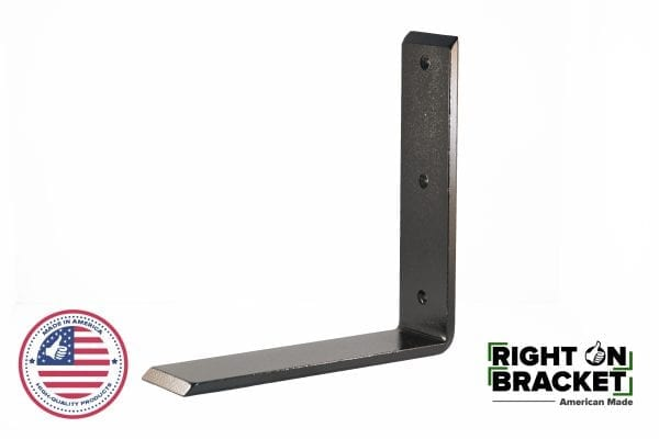 Right Angle Counter Support Bracket