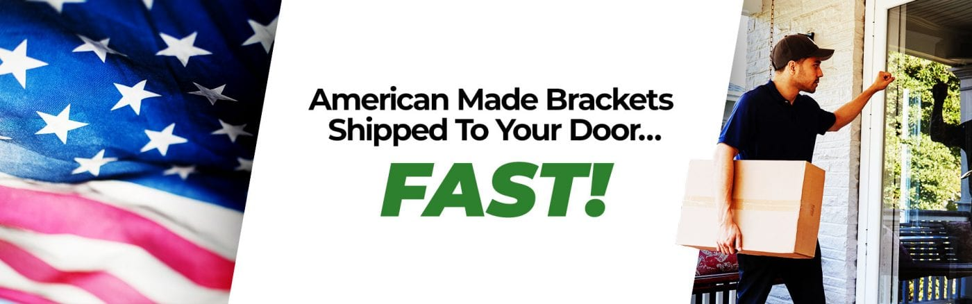 Right On Bracket American Made Brackets Fast