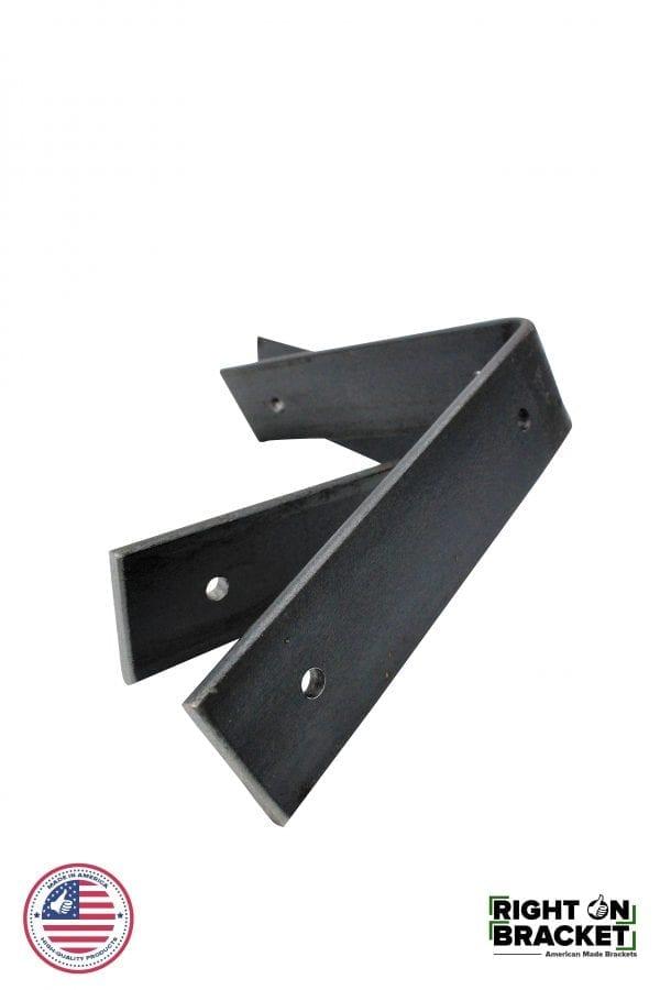 Right On Bracket angle shelf brackets