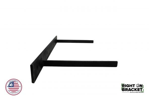 Right On Bracket Floating Shelf Bracket
