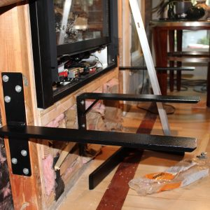 Heavy Duty Hidden Shelf Bracket