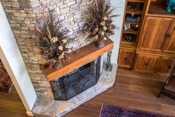 Measuring Instructions for Wood Fireplace Mantels