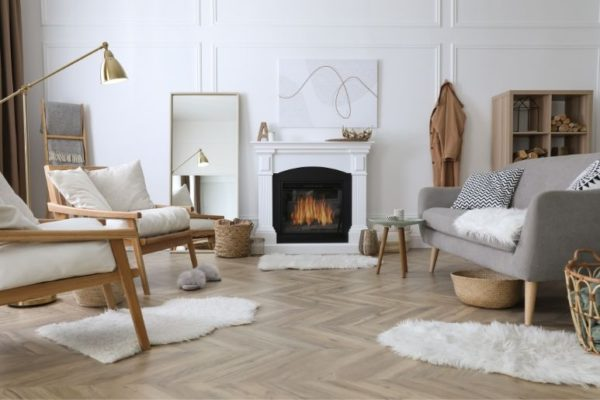 Tips and Ideas for Styling a Fireplace Mantel