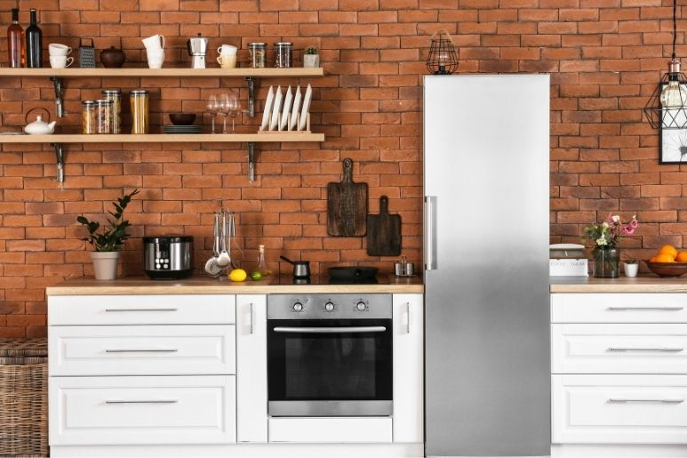 How To Style and Organize Open Shelving in the Kitchen