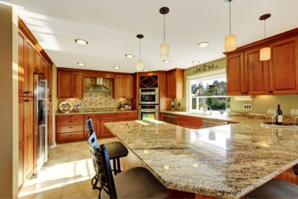 How To Install and Secure a Floating Granite Countertop