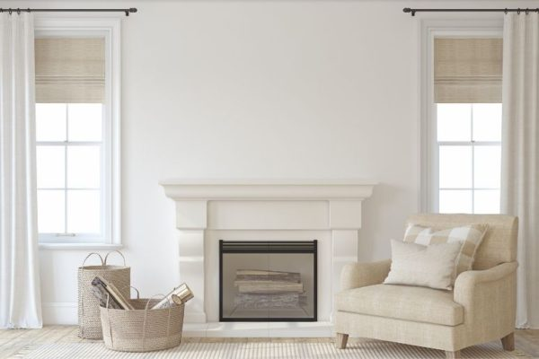 Tips and Tricks for Modernizing an Outdated Fireplace