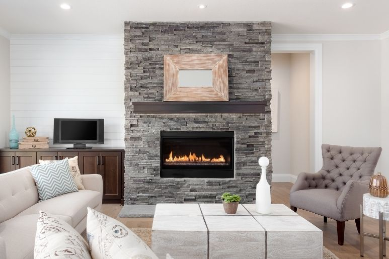 The Different Materials Used for Fireplace Surrounds