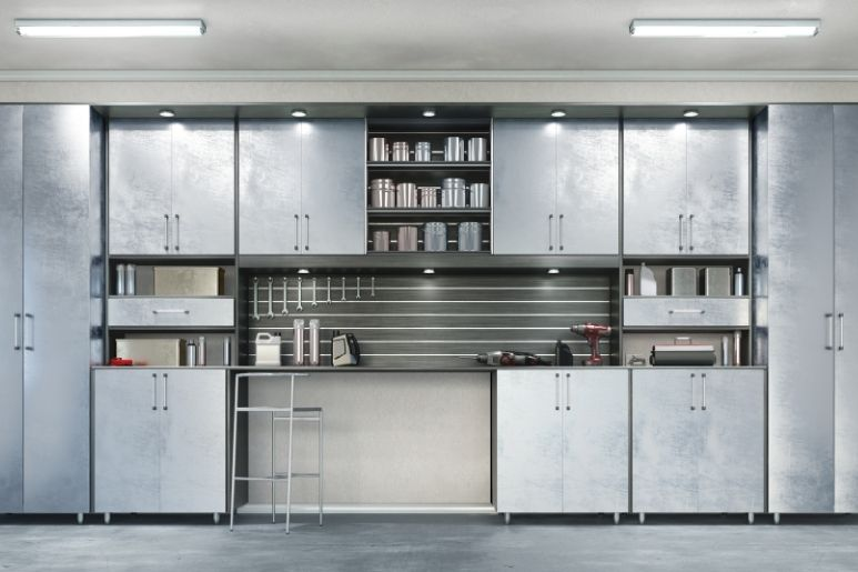 How To Make Your Garage Feel Larger With Shelving